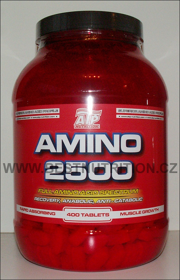 ATP Amino 2500 400 tablet