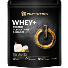 GO ON WHEY+PROTEIN concentrate a isolate