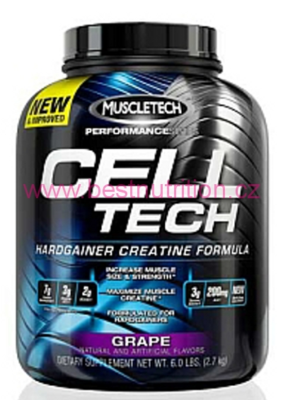 CELL TECH NEW 2700 g.