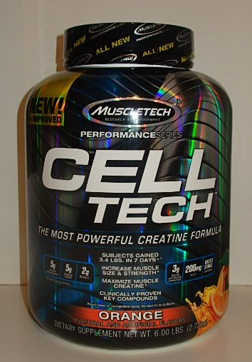 MuscleTech Cell Tech 2700 g