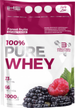 100% PURE WHEY 2000g