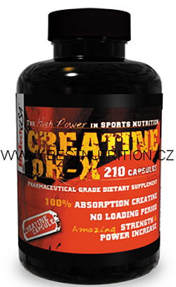 CREATINE PH-X  210 cps. BioTech