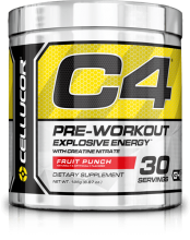 Cellucor C4 Pre-workout 390 g (60 dávek)
