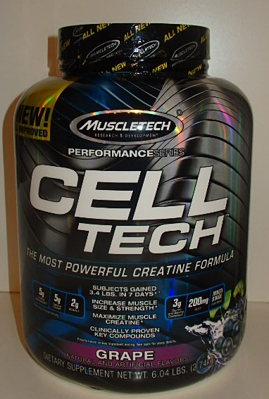 MuscleTech Cell Tech 1400 g