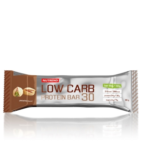 Nutrend Low Carb Protein Bar 30 80g