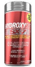 MuscleTech Hydroxycut SX-7 70 tablet