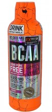 Extrifit BCAA Liquid FreeForm 1000 ml