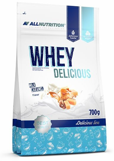ALL NUTRITION Whey Delicious Protein 700 g