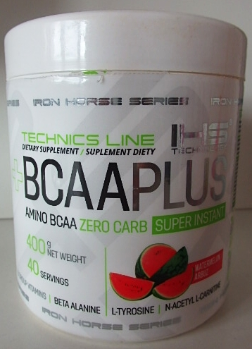 Iron Horse BCAA PLUS 400 g