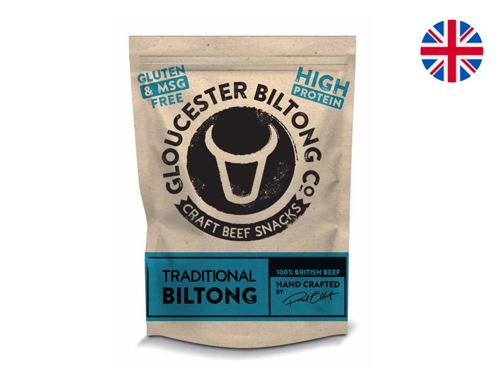 Gloucester Traditional Biltong 40g