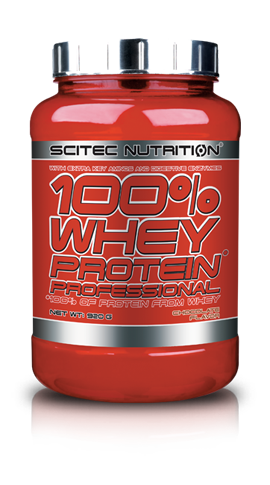 Scitec 100% Whey Protein Professional 2820 g