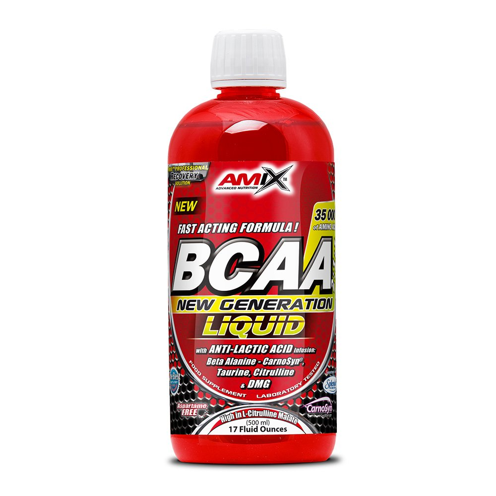 Amix BCAA New Generation liquid 1000 ml