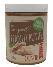 SO GOOD PEANUT BUTTER 900 g.
