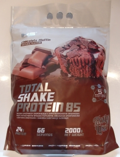 TOTAL SHAKE PROTEIN 85 %  2000 g.