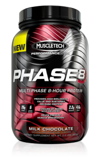 MuscleTech Phase8 2100 g