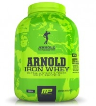 MusclePharm Arnold Series Iron Whey 2270 g