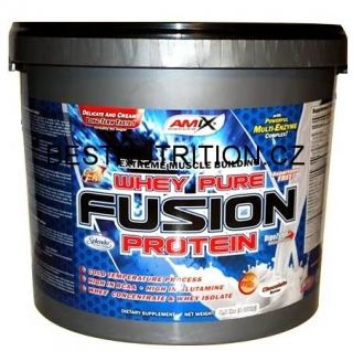 Amix Nutrition Whey Pure Fusion 4000 g